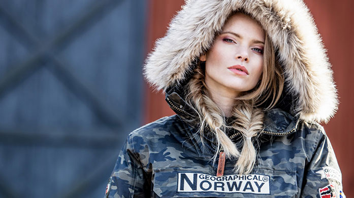 Geographical Norway Womenswear
