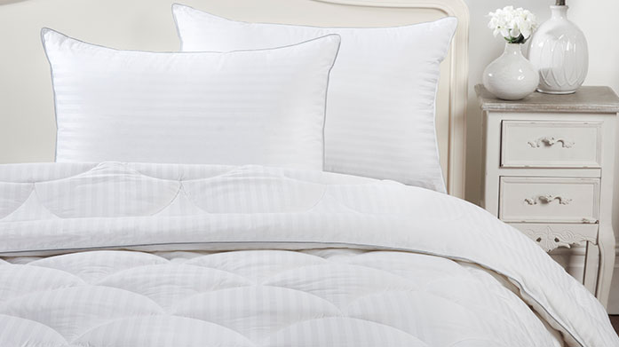 Cascade Duvets & Pillows  Indulge in some seriously comfortable sleep with Cascade's luxury range of premium pillows, mattress toppers and duvets.