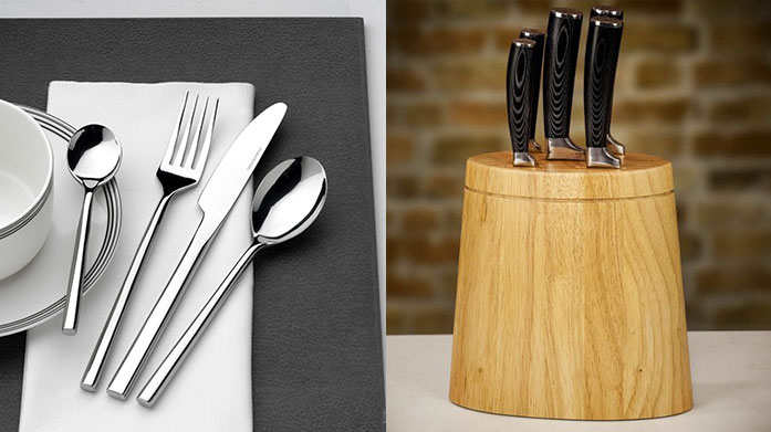 Grunwerg & Rockingham Forge Discover high-quality knives and cookware from Grunwerd and Rockingham. Invest in the best for your kitchen with these smart styles.