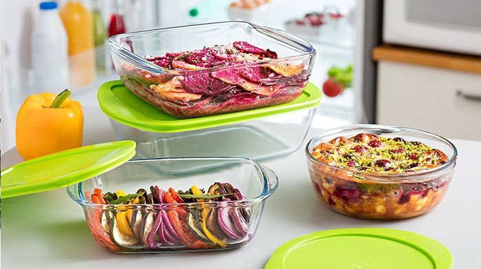 Prep & Cook with Pyrex