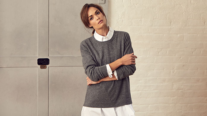 Cashmere Clearance Discover the best prices in our cashmere clearance! Discover sumptuously soft jumpers and cardigans from Princess Of Scotland and Laycuna London .