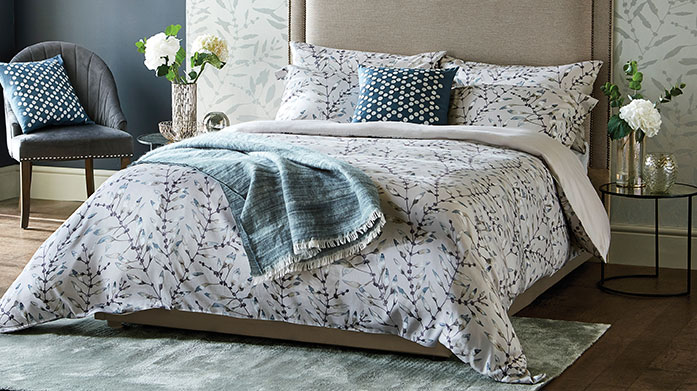 4f979e494 Designer Bedding & Towels Give your home a dose of high fashion treatment  with stunning bedding