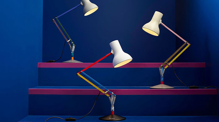 Anglepoise Lighting Bring a boost of fresh lighting to your home with the clever crafting of Anglepoise's latest offerings.