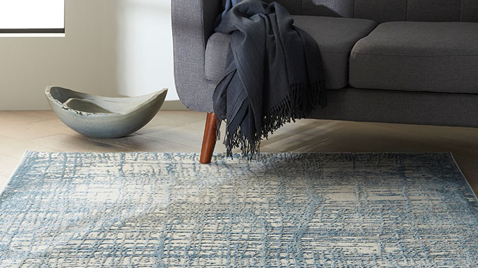 Calvin Klein Rugs Designed by Calvin Klein, this contemporary collection of premium rugs will bring fashion to your floors, with a sophisticated palette of options.