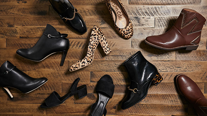 The Mother of Shoe Sales Find your 'mother of all shoes' from this curated edit of ankle boots, party heels and flats from Dune London, ALDO and Sam Edelman.