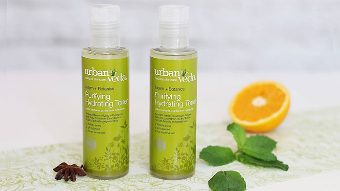 Urban Veda Natural Skincare