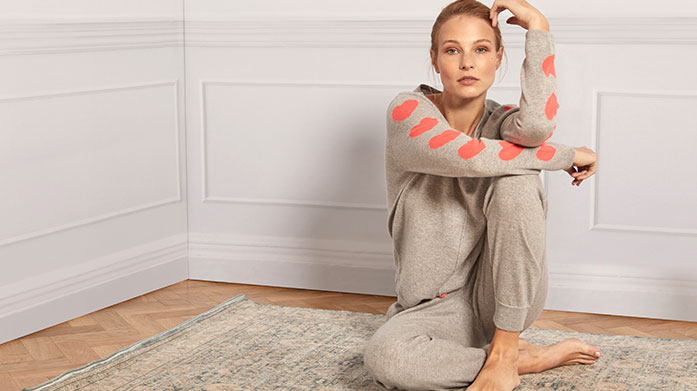 Cocoa Cashmere Treat yourself to some Cocoa Cashmere. Designed in London, discover luxuriously soft jumpers, dresses and cardigans.