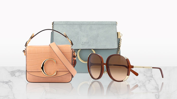 Chloe and More  Shop luxury accessories from Chloe and more. Think sunglasses, bags and other staple accessories to elevate looks.