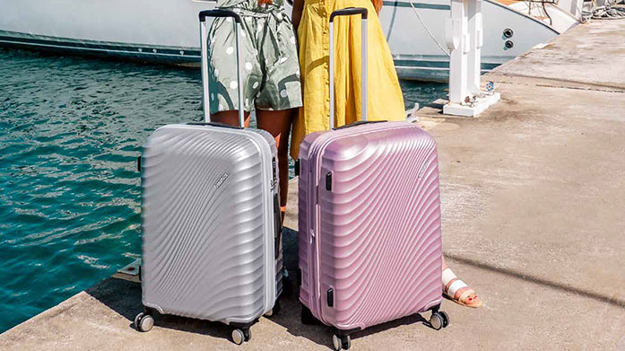 American Tourister Discover your perfect travel companion with American Tourister luggage.