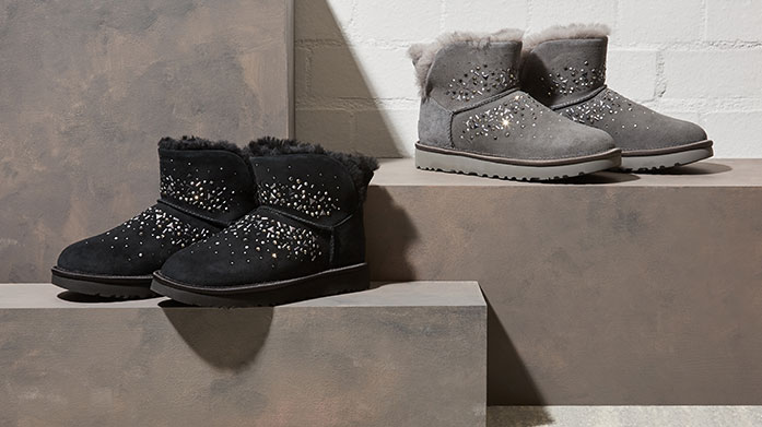 UGG Women's Classics Your autumnal UGG edit is here. There's shearling boots in classic styles and new, exciting designs for the season ahead.