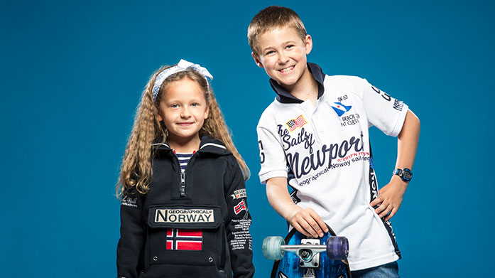 Geographical Norway Kids