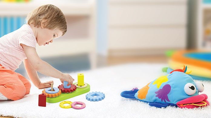Lelin & Viga Toys Keep your little ones mind active with puzzles and games from Lelin & Viga.