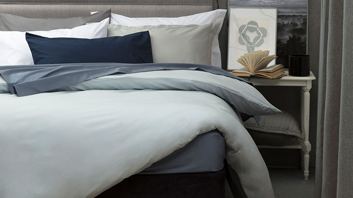 Egyptian Cotton Linens Renowned as the most premium cotton in the world, this collection of Egyptian cotton linens will ensure a restful slumber