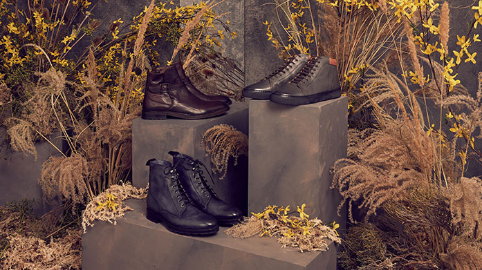 High Tops: Autumn Trend Treat yourself to some high tops this autumn, the ultimate footwear choice for off-duty days.