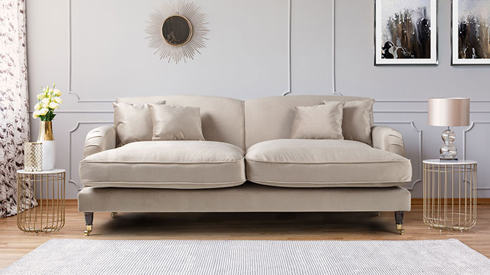 The Great Sofa Company Bring a stylish new piece into your home with a new upholstered sofa from The Great Sofa Company.