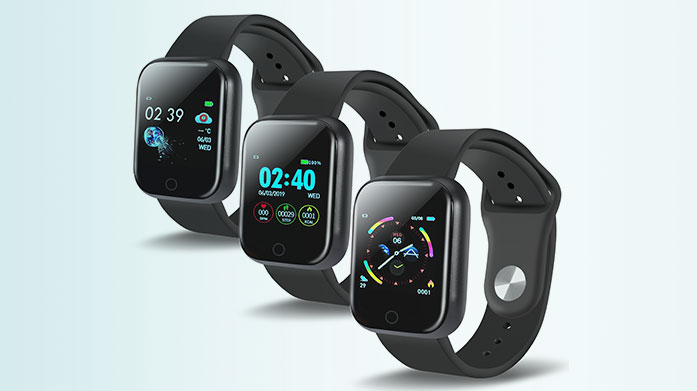 Smart Fitness Watches & Tech