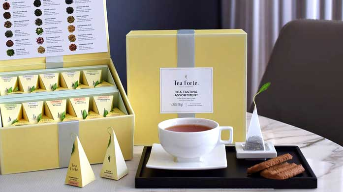 Tea Forte Sale UK & Outlet - Up To 80% Discount - BrandAlley
