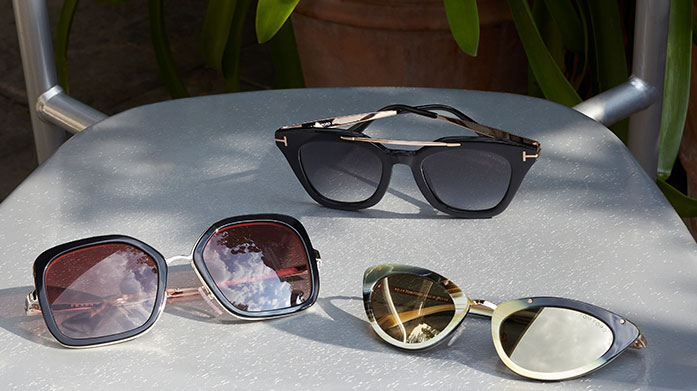 Sunglasses Clearance for Her Summer may be over, but we still believe that sunglasses are in need all year round. Shop some of the best luxury styles from Tom Ford, Gucci, and other top names.