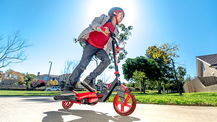 Yvolution Make playtime (and the daily walk) even more exciting with our Yvolution scooter sale. Hours of fun = guaranteed.