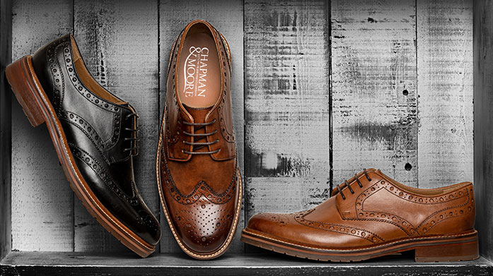 Gents Brogue & Derby Clearance