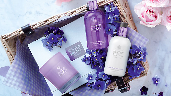 8816003f5 Indulge in the luxurious scents of Molton Brown s decadent body washes