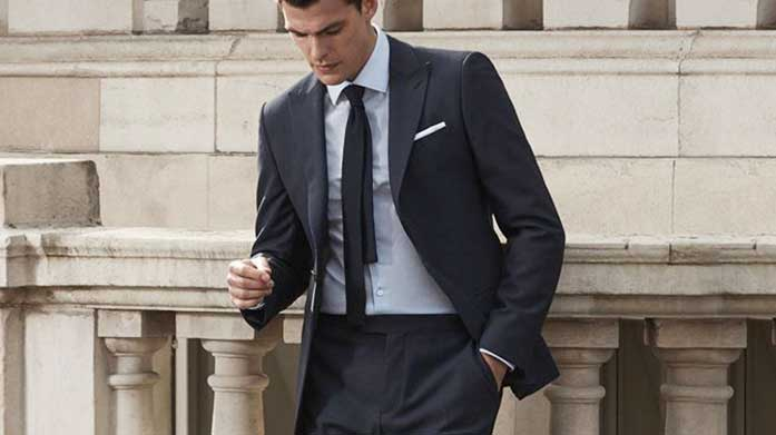 2905cb567d77 Getting suited and booted never looked so good. Find impeccable tailoring  for your next occasion from Tommy Hilfiger
