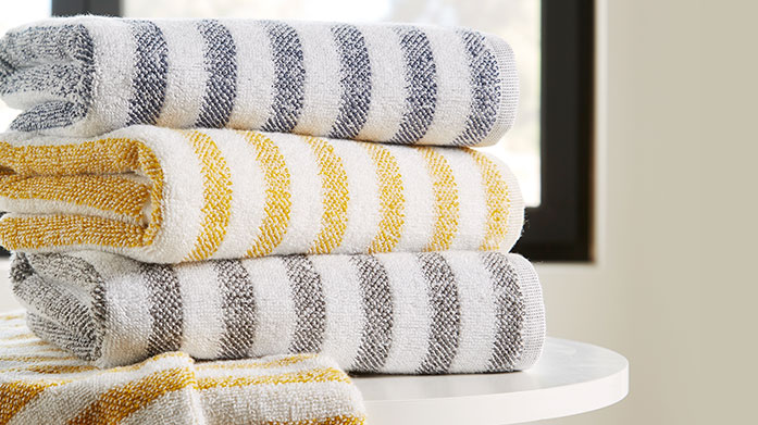 Christy Towels Add a little luxury to your bathroom with super soft, wonderfully fluffy towels by Christy. With a royal seal of approval, what's not to love?