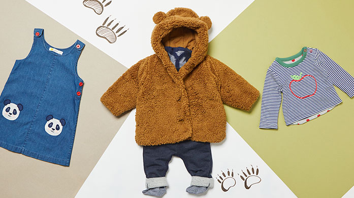 Best Baby Buys Ensure your little ones are wrapped up warm and protected from the cold with these super soft babygrows, snowsuits and kids waterproof jackets.