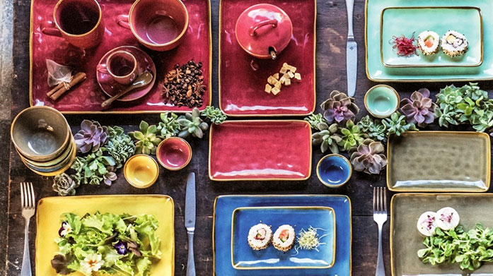 Style Your Summer Table