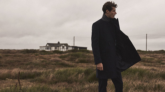 New Reiss Men's Winter Collection