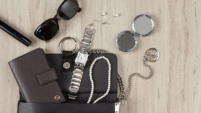 Treat Yourself  Need a little retail therapy? Treat yourself to a pair of sunglasses, purse, or piece of jewellery by Jimmy Choo, Gucci and Amrita Singh.