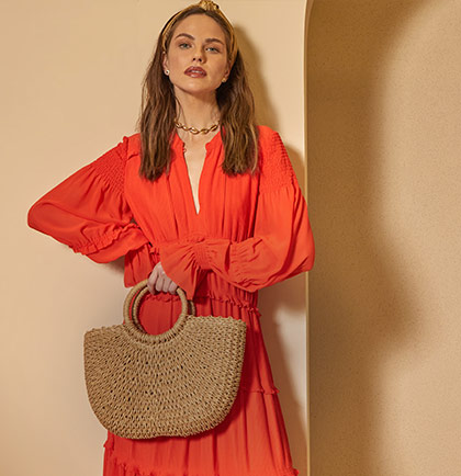 Outlet Womenswear Spring Summer