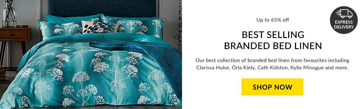 Best Selling Branded Bed Linen Slider