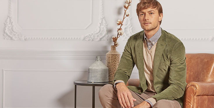 Outlet Menswear Autumn Winter