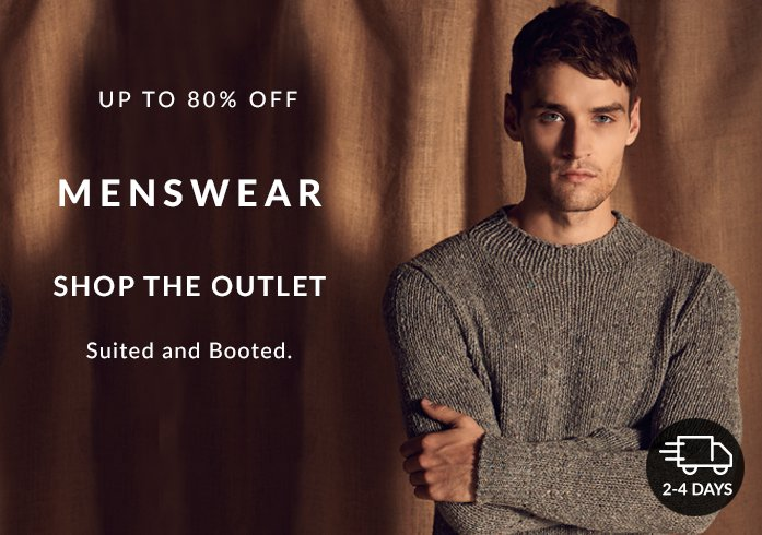 The Outlet - Menswear