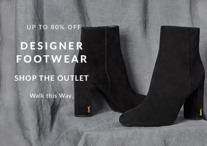 The Outlet- Womens Footwear